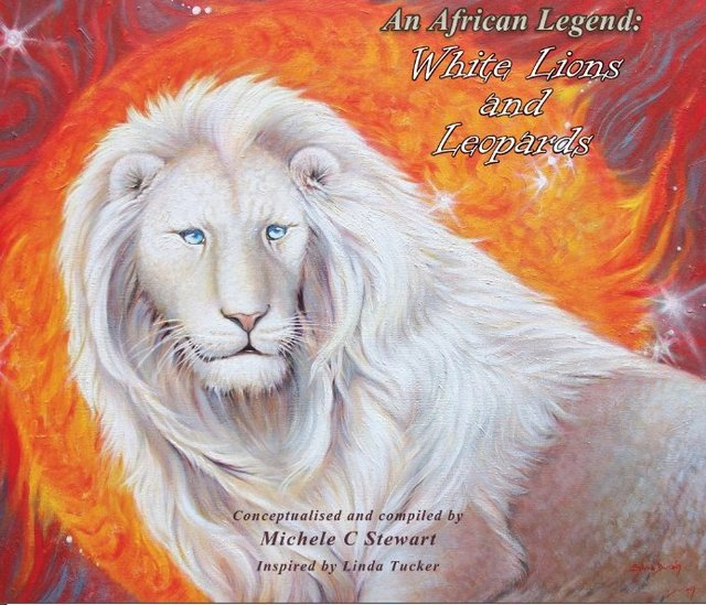 An African Legend: White Lions and Leopards Ed 2