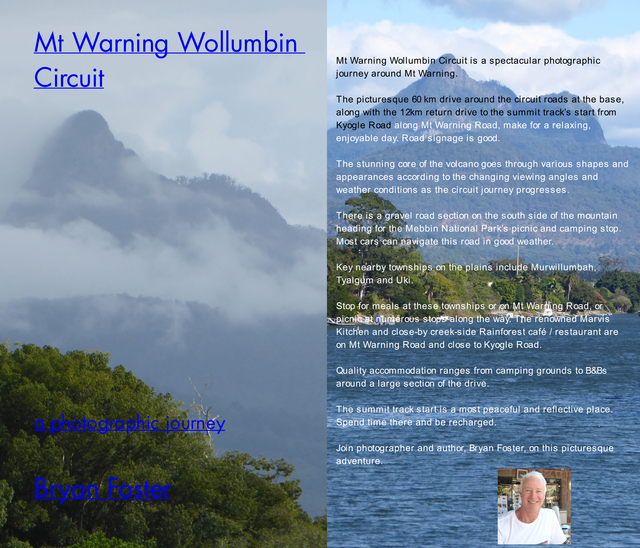 Mt Warning Wollumbin Circuit