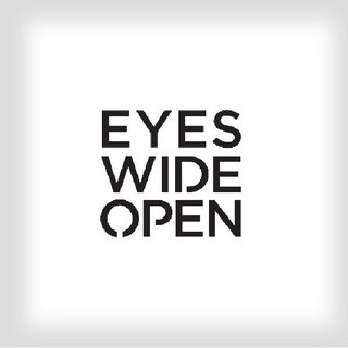 EYES WIDE OPEN ... iPad edition