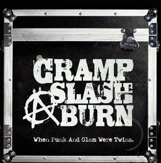 Cramp Slash & Burn ... iPad