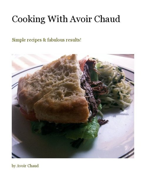 Cooking With Avoir Chaud