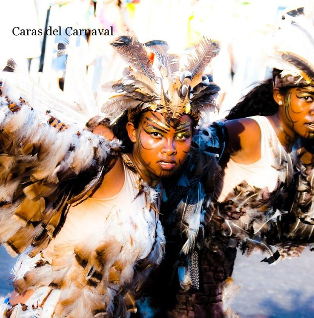 Caras del Carnaval - Gesichter des Karnevals