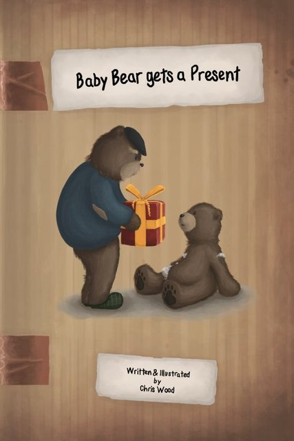 Baby Bear gets a Present (ebook)