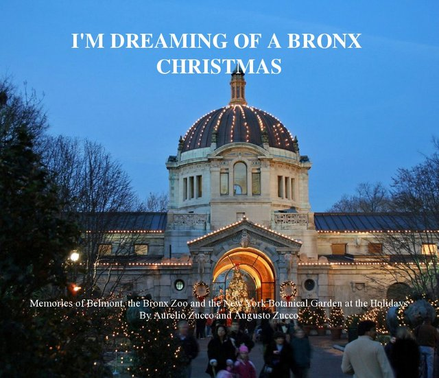 I'M DREAMING OF A BRONX CHRISTMAS