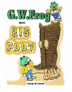 G.W.Frog Meets Big Foot