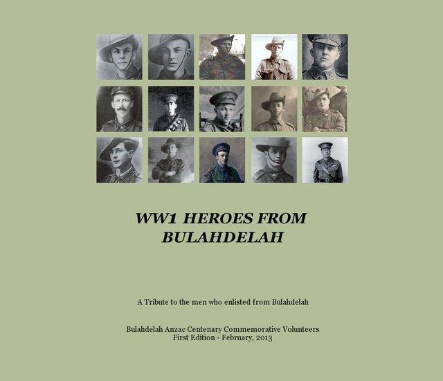 WW1 Heroes From Bulahdelah