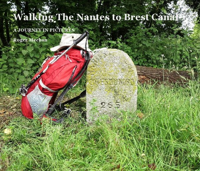 Walking The Nantes to Brest Canal