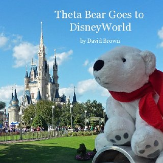 Theta Bear Goes to DisneyWorld