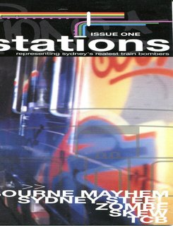 All Stations Issue 1