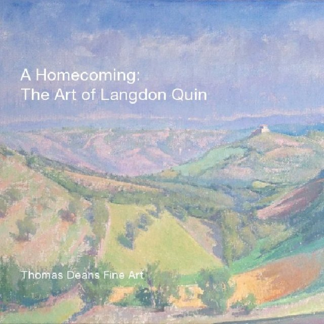 A Homecoming: The Art of Langdon Quin