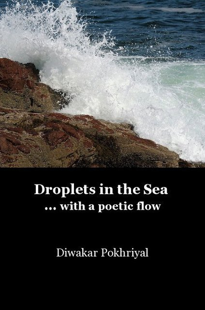 Droplets in the Sea ... with a poetic flow