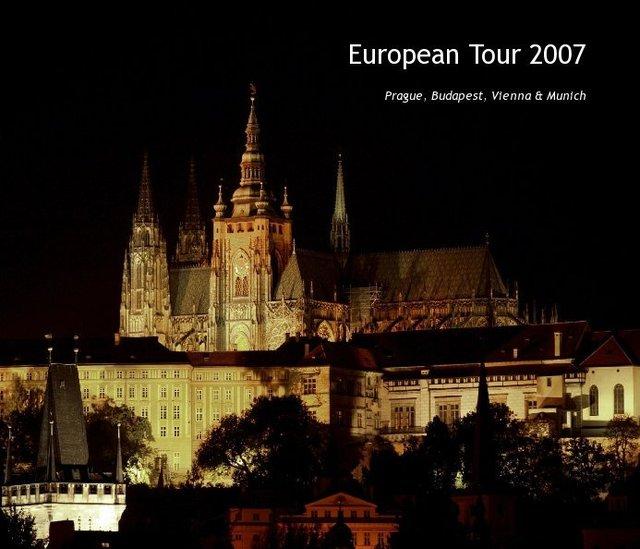European Tour 2007