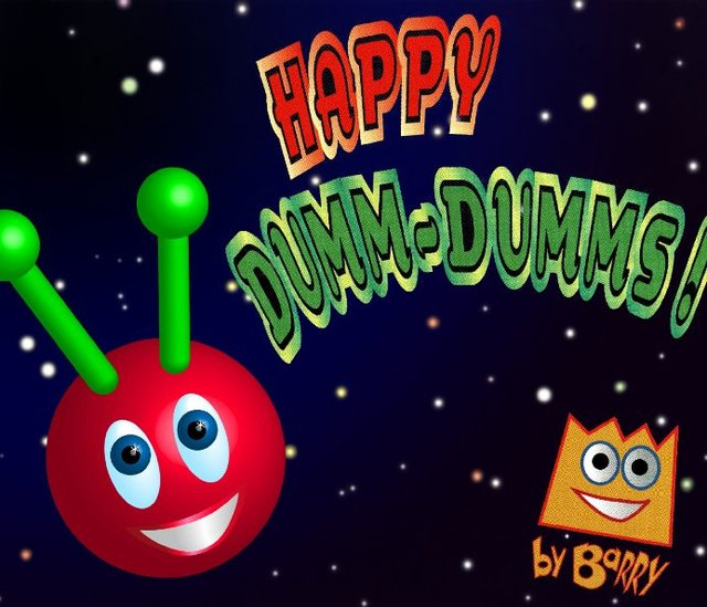 Happy Dumm-Dumms
