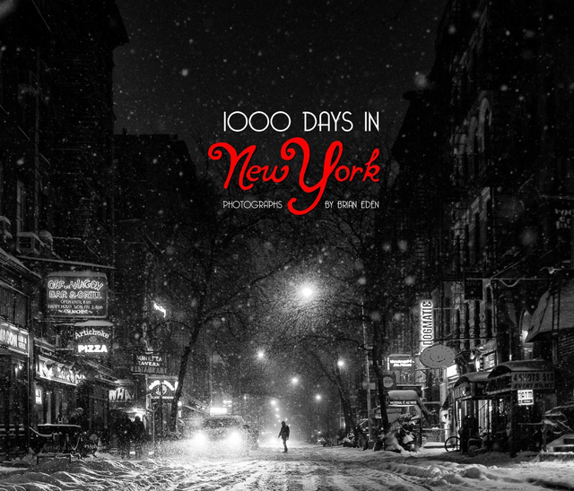 1000 Days in New York