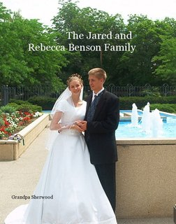 The Jared and Rebecca Benson Family