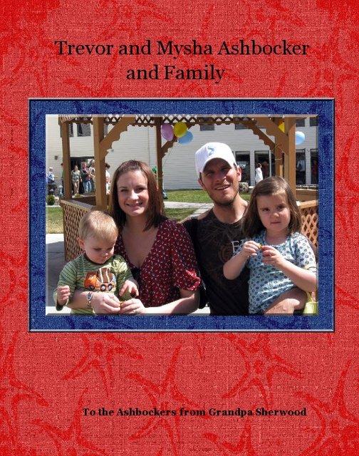 Trevor and Mysha Ashbocker and Family