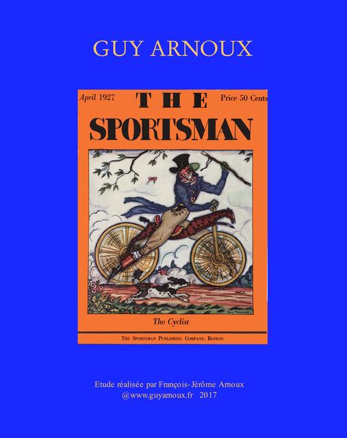 THE SPORTSMAN par Guy Arnoux