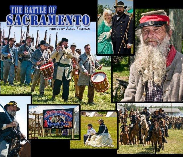 The Battle of Sacramento, KY