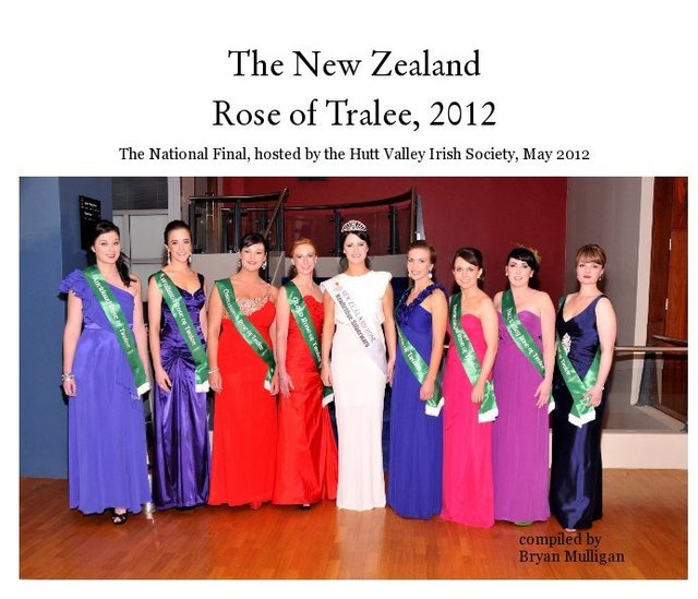 The New Zealand Rose of Tralee, 2012