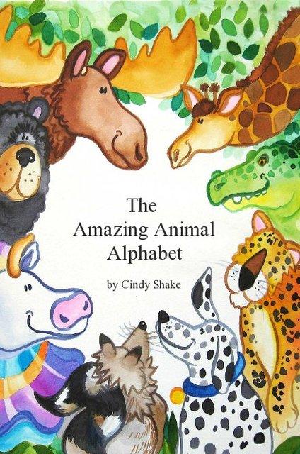 The Amazing Animal Alphabet