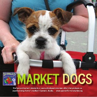 Market Dogs Soft Cover
