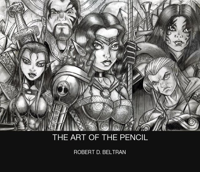 THE ART OF THE PENCIL