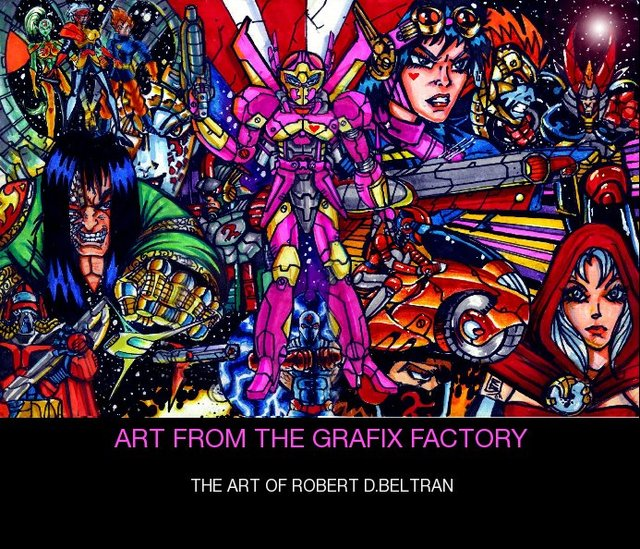 ART FROM THE GRAFIX FACTORY