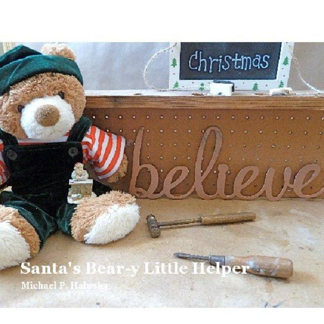 Santa's Bear-y Little Helper