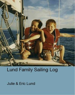 Lund Family Sailing Log