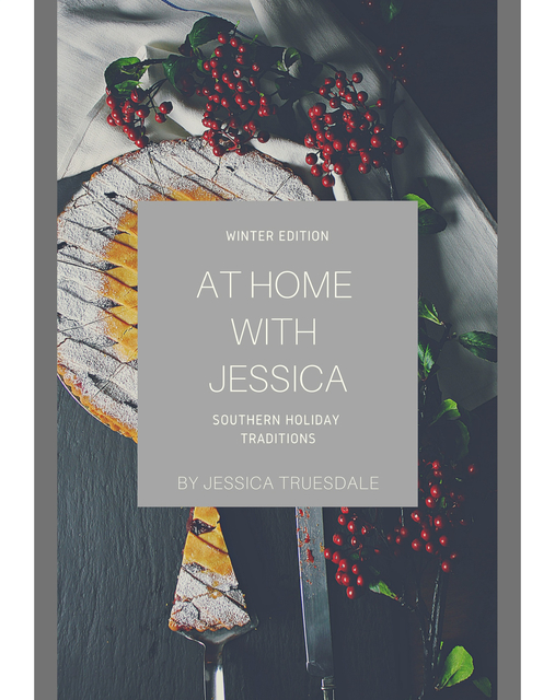 At Home With Jessica