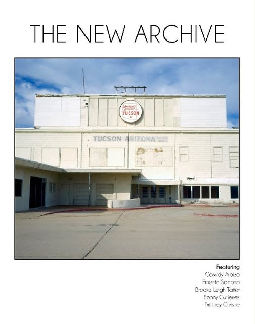The New Archive. 2013. Vol1