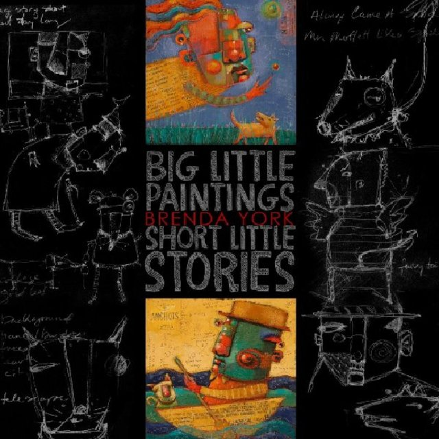 Big Little Paintings | Short Little Stories