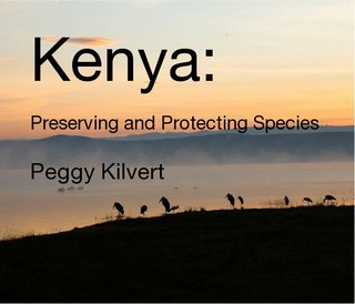 Kenya: Preserving and Protecting Species