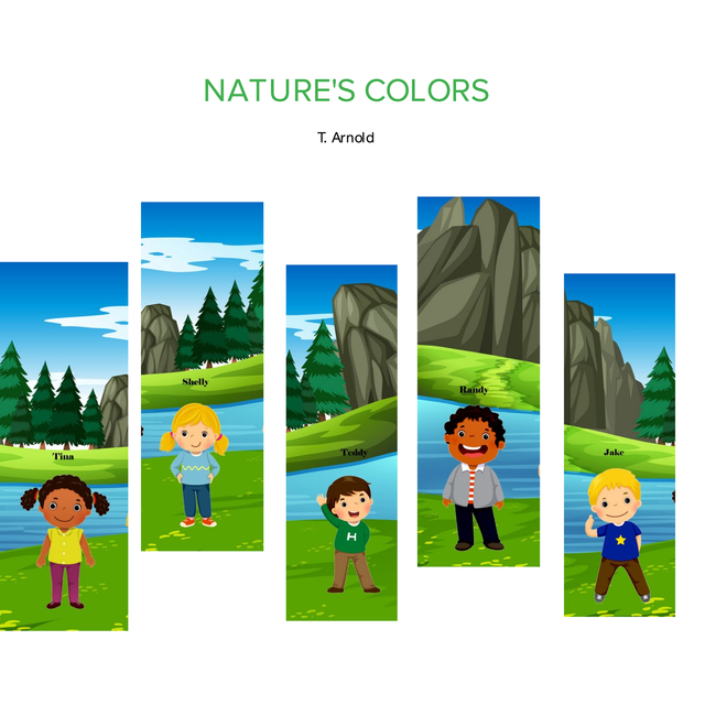 Nature's Colors