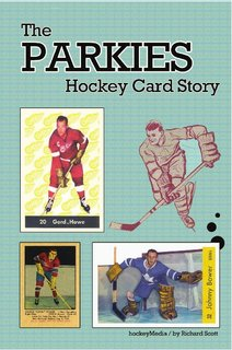 The Parkies Hockey Card Story