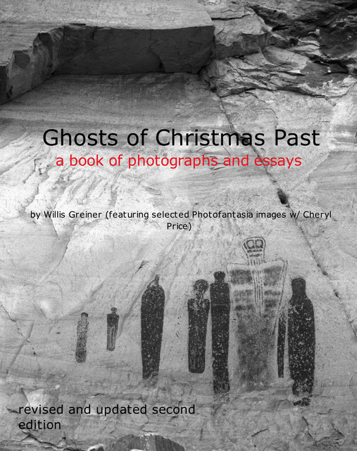 Ghosts of Christmas Past -- revised and updated second edition
