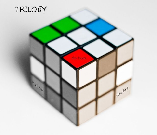 TRILOGY - book one