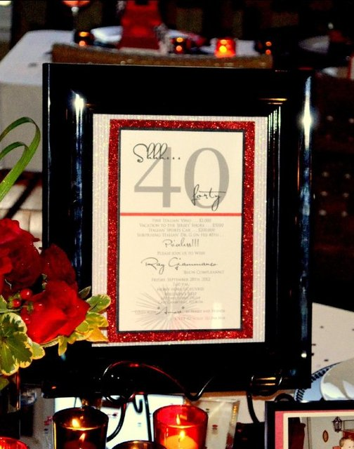Happy 40th Birthday Dr G.