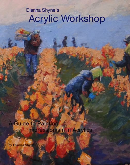 Dianna Shyne's Acrylic Workshop