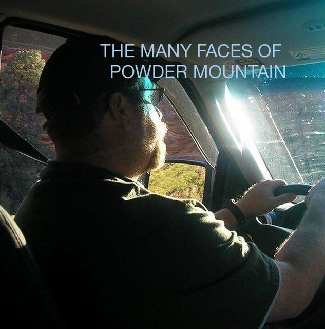 THE MANY FACES OF POWDER MOUNTAIN