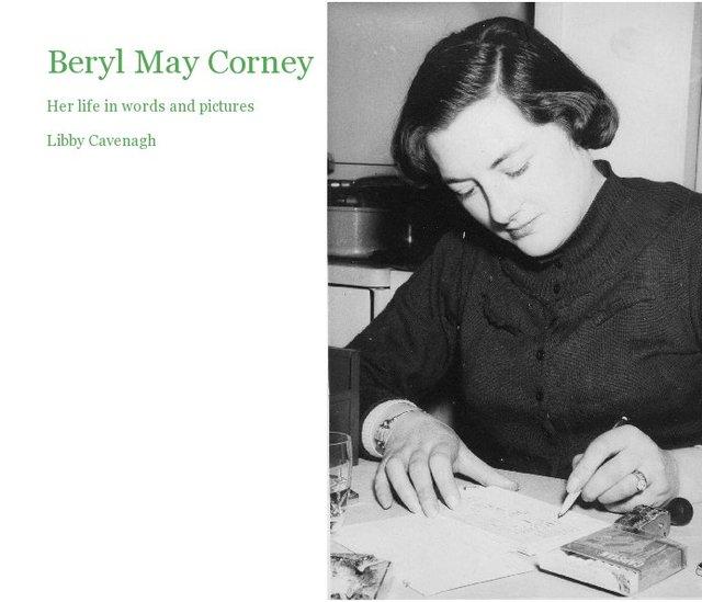Beryl May Corney