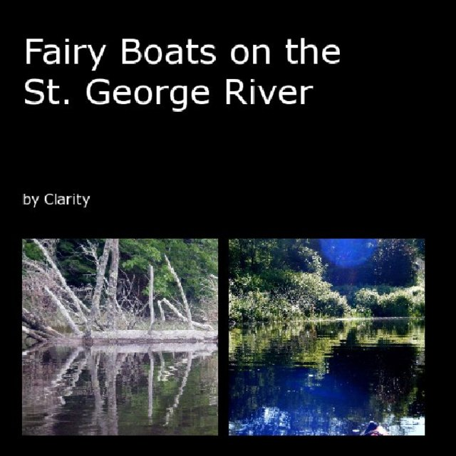 Fairy Boats on the St. George River