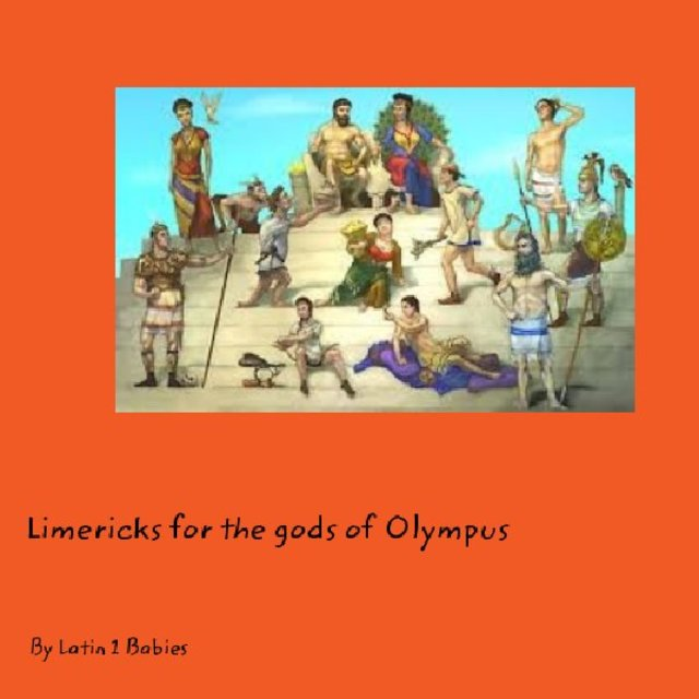 Limericks for the gods of Olympus