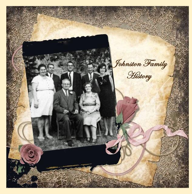 Johnston Family History