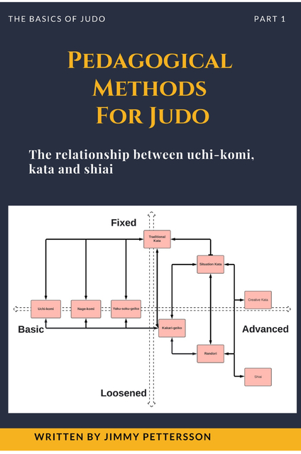 Pedagogical Methods for Judo