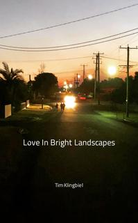 Love In Bright Landscapes book cover