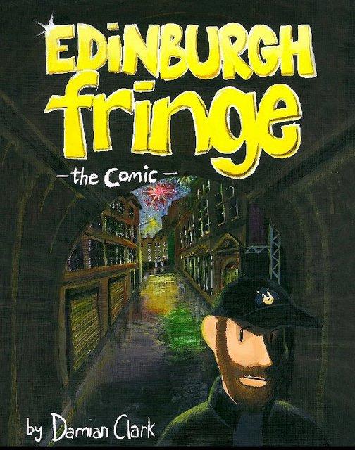 Edinburgh Fringe - The Comic #2