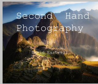 Second Hand Photography book cover
