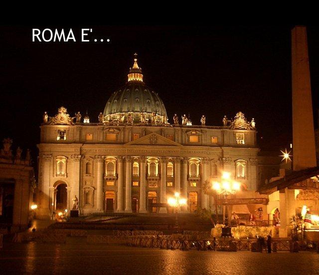 ROMA E'...