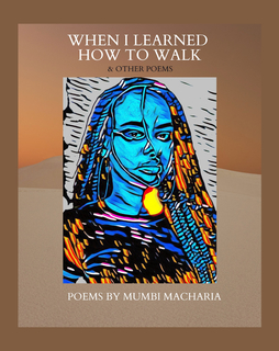 When I learned how to walk, and other poems book cover